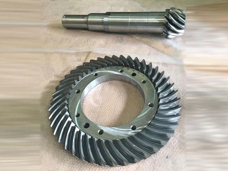Spiral Bevel Gear : Home bevel gears india pvt ltd